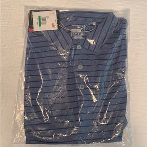 Puma Golf Polo Brand New